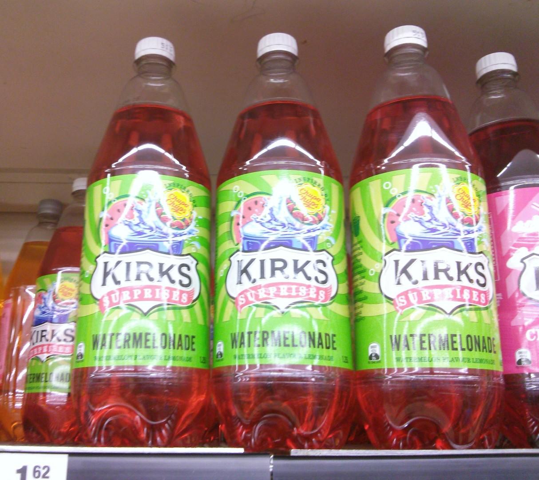 Kirks 1.25L Surprises Watermelonade