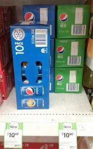 Pepsi 10pk Pepsi, Next