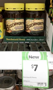 Beechworth 500g Honey