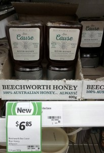 Beechworth Honey 400g River Honey
