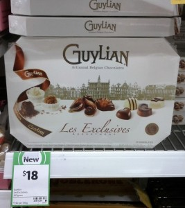 Guylian 305g Les Exclusives Assortment Chocolates