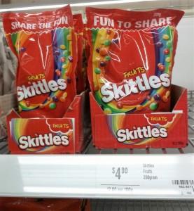 Skittles 200g Fruits