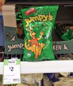 Jumpy's 100g Chicken Snacks