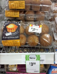 Kerry 8pk Mini Banana Muffins