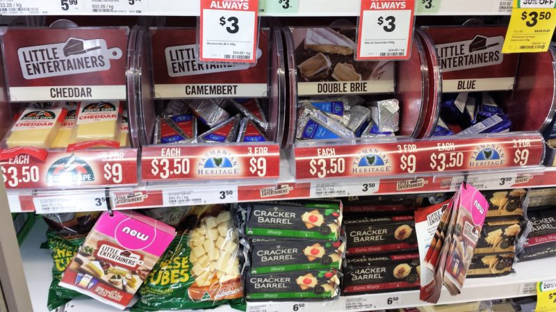 New on the shelf at Woolworths – 5th December 2016 | New