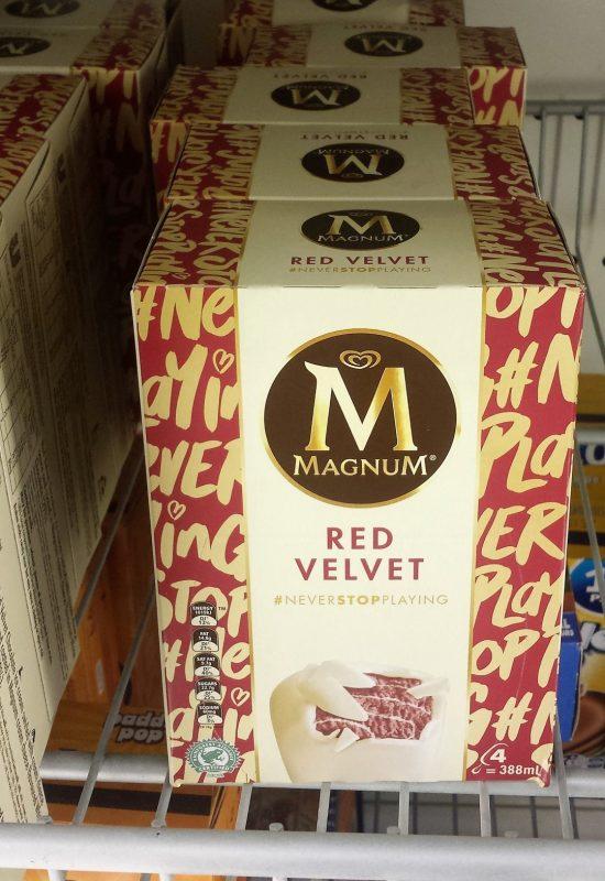 Streets Magnum 388mL Red Velvet
