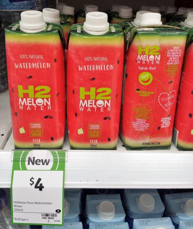 H2Melon 500mL Watermelon Water