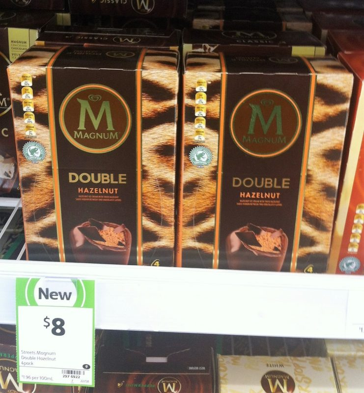 Streets 408mL Magnum Double Hazelnut