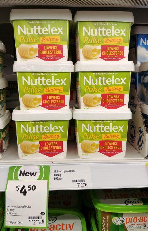 Nuttelex 500g Buttery Spread