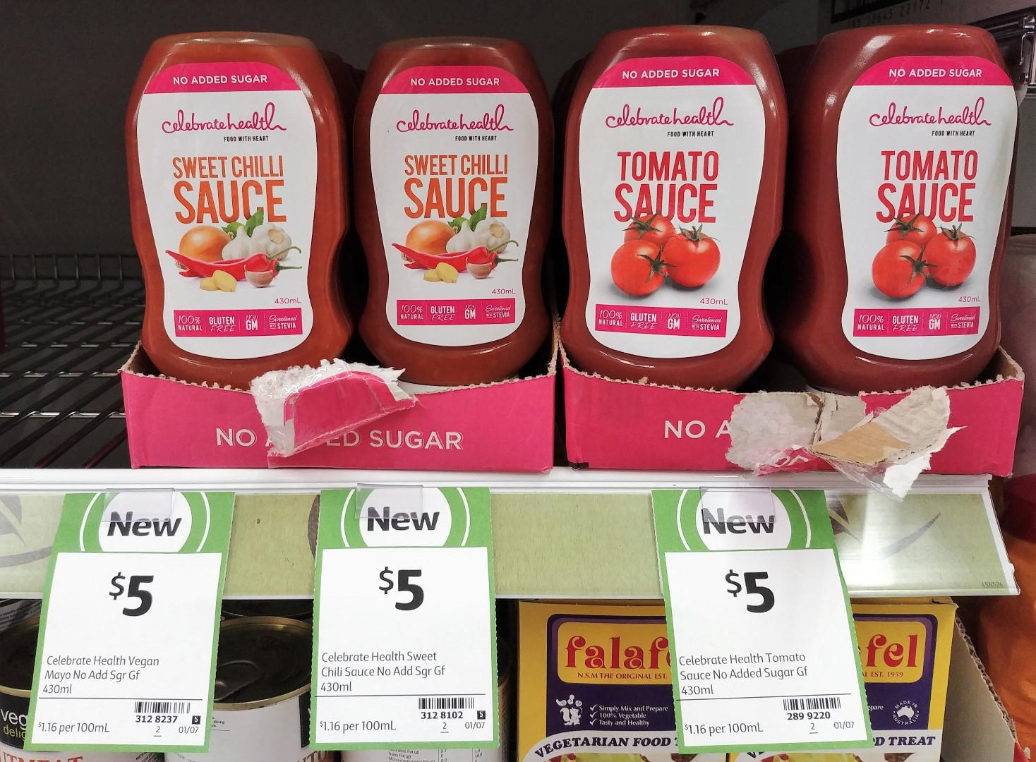 New On The Shelf At Coles 12th May 2018 New Products Australia