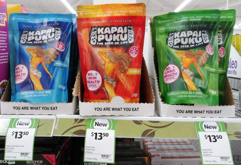 Kapai Puku 450g Pure Seed Protein Gut Health, Skin Health, Liver Health