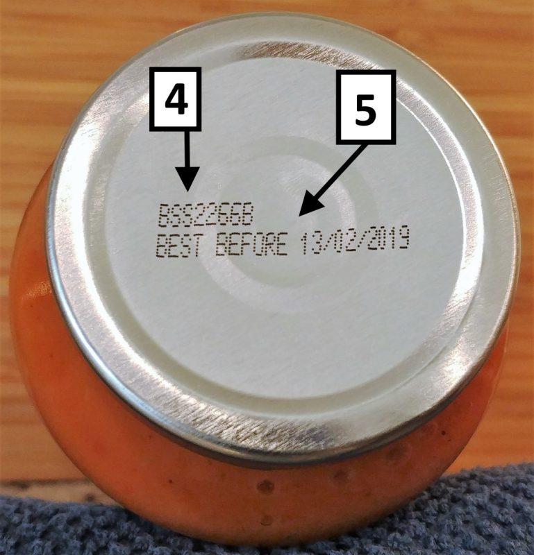 Dave's Gourmet 723g Butternut Pumpkin Pasta Sauce Top