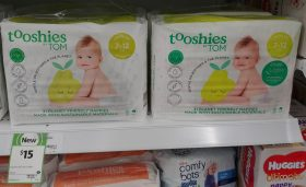 Tooshies By Tom 31 Pack Crawler Nappies