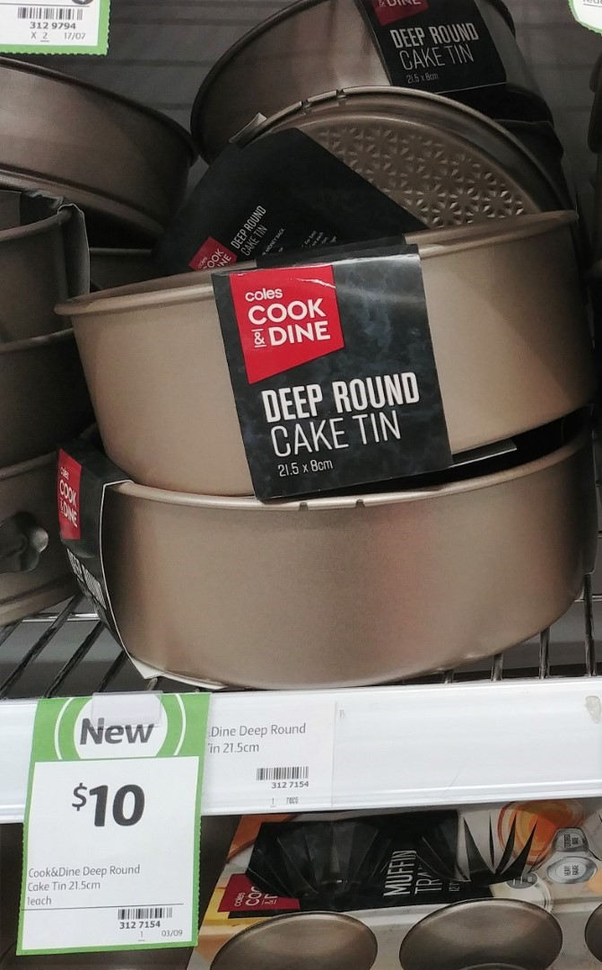 New On The Shelf At Coles 9th July 2018 New Products
