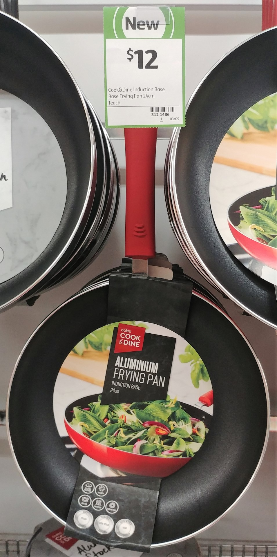 Frying Pan With Lid Woolworths