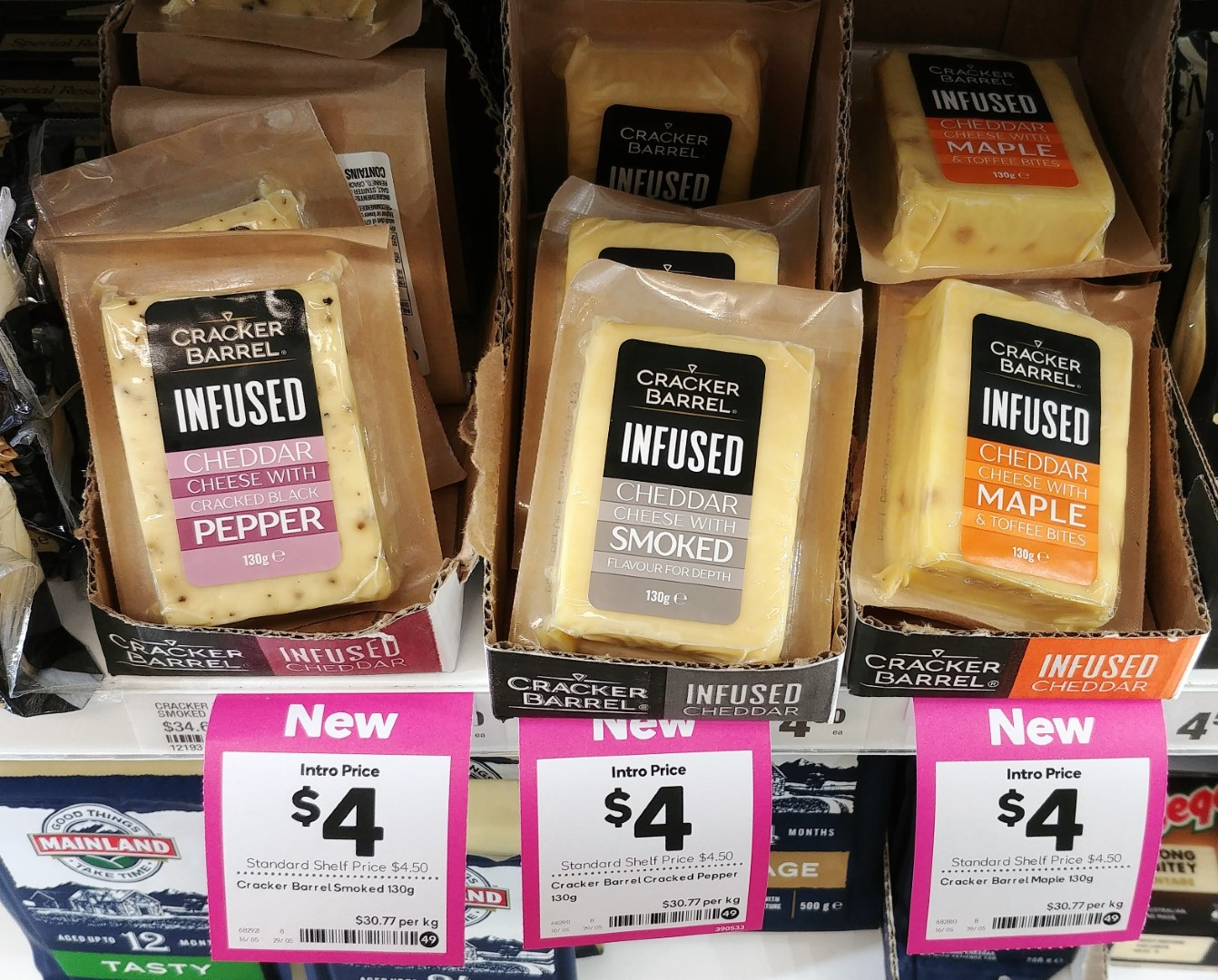 Woolworths New Products Australia