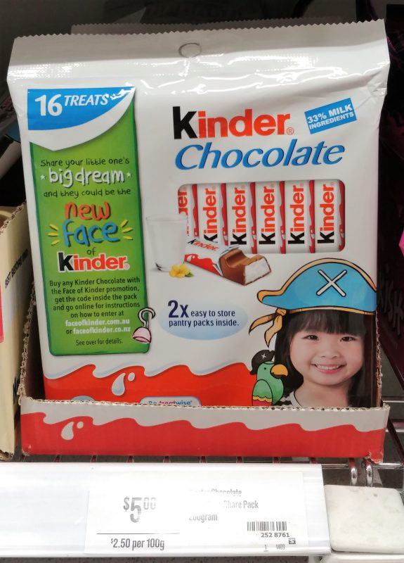 Kinder 200g Chocolate Treats