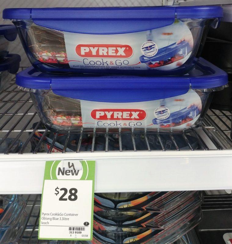 Pyrex 3.3L Cook & Go