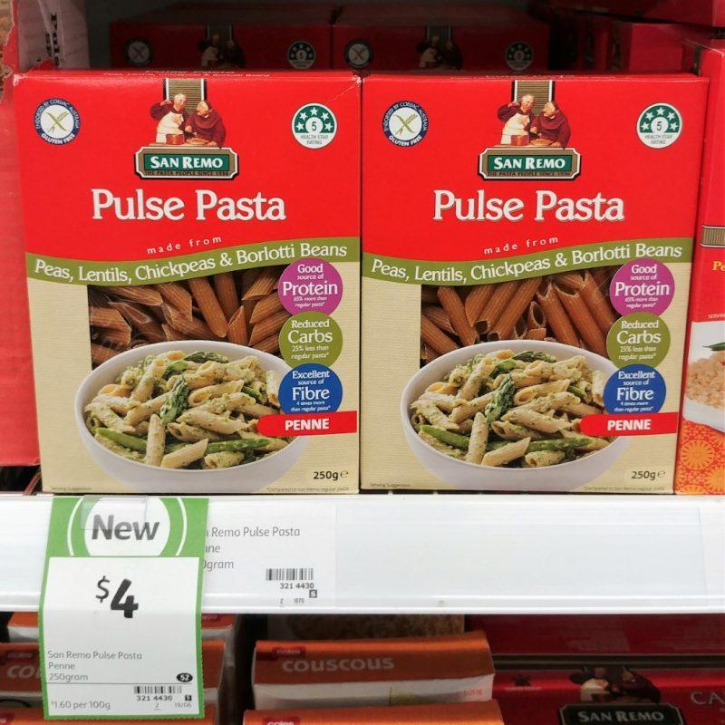 San Remo 250g Penne Pulse Pasta