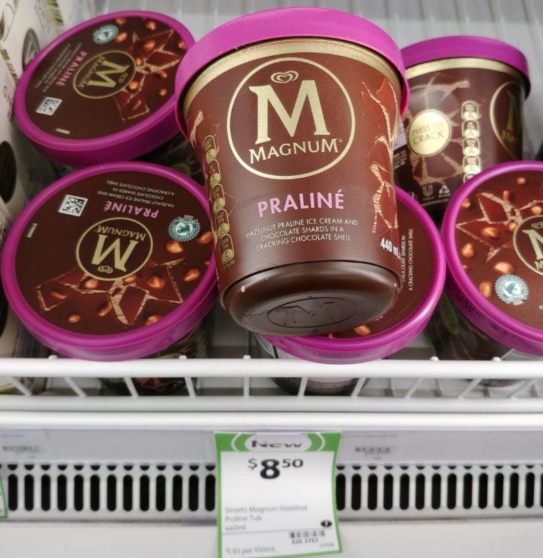 Magnum 440mL Ice Cream Praline