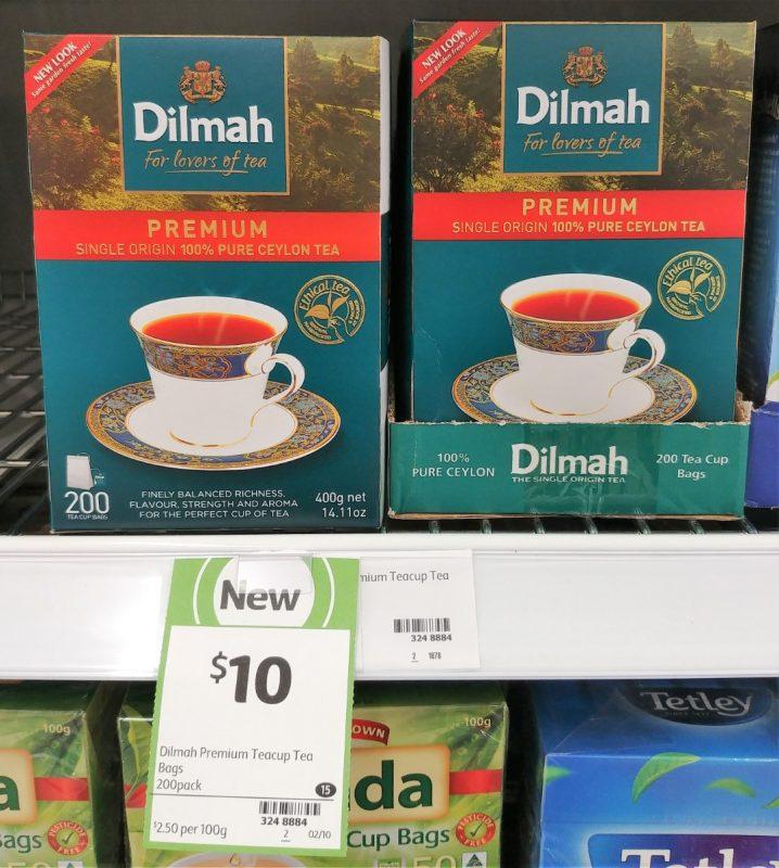 Dilmah 400g Ceylon Tea Premium