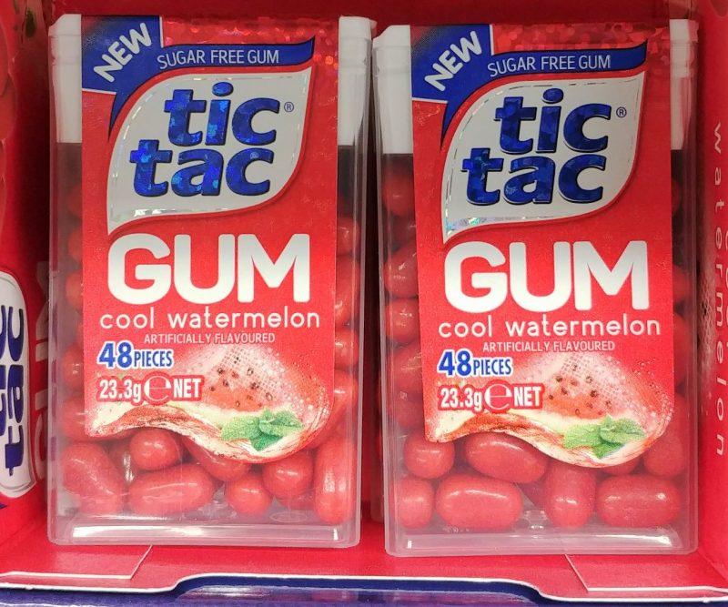 Tic Tac 23.3g Gum Cool Watermelon