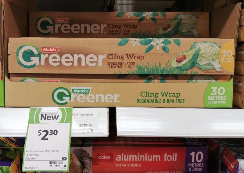 Multix 30m Greener Cling Wrap