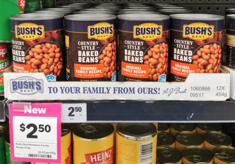 Bushs Best 454g Baked Beans Original Family Recipe