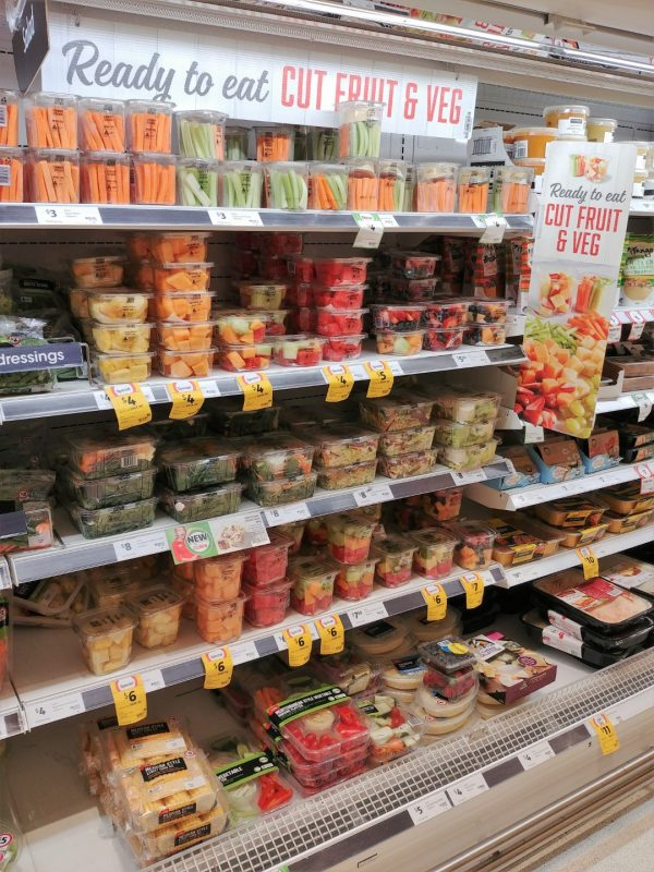 Coles Supermarket Aisle Fruit & Vegetables Dec 18 (2)
