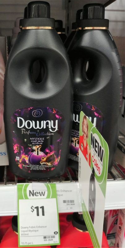 Downy 900mL Liquid Fabric Enhancer Purfum Collection Mystique