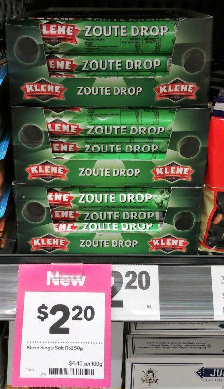 Klene 50g Zoute Drop