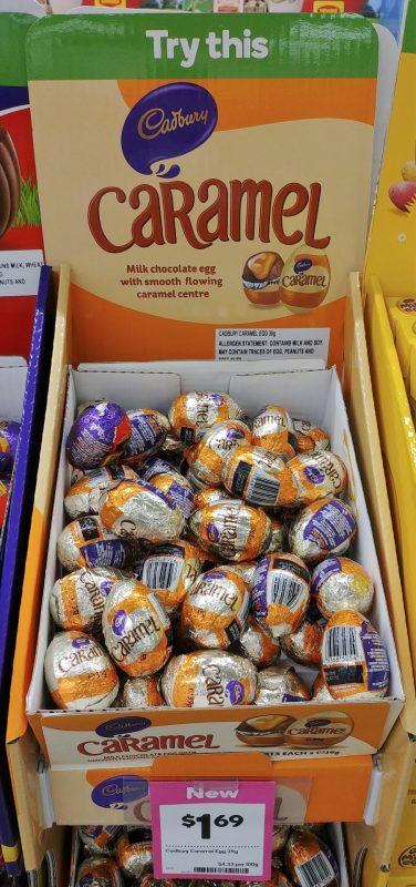 Cadbury 39g Caramel Egg 7