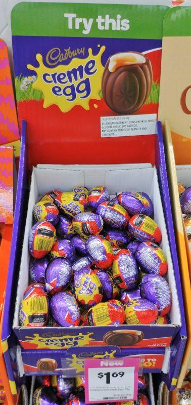 Cadbury 39g Creme Egg 8