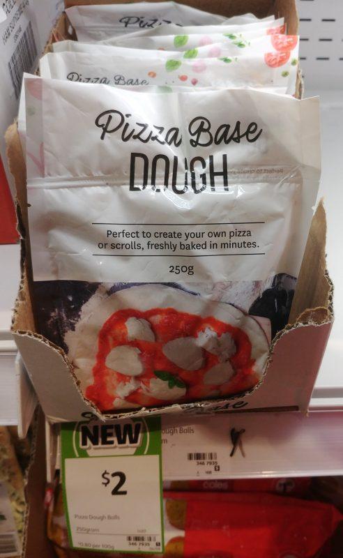 Panzetti 250g Pizza Base Dough