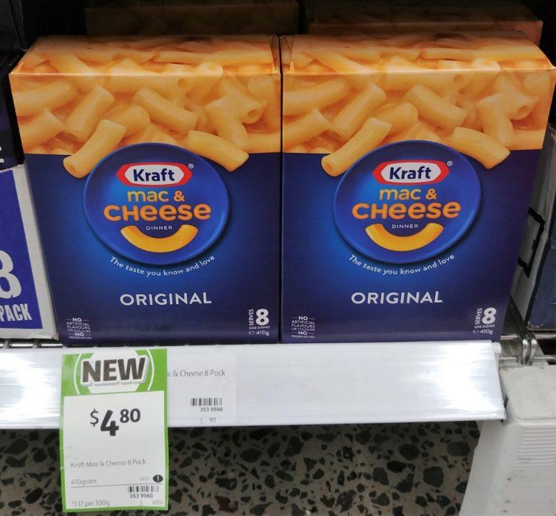 Kraft 410g Mac & Cheese Original