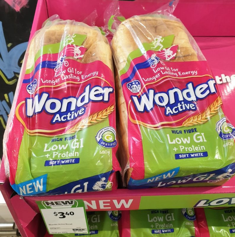 Wonder 680g Active Soft White