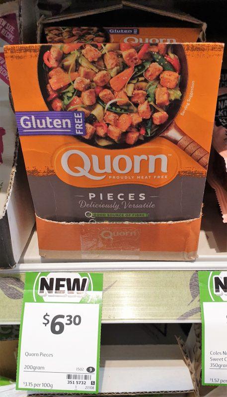 Quorn 200g Pieces Gluten Free