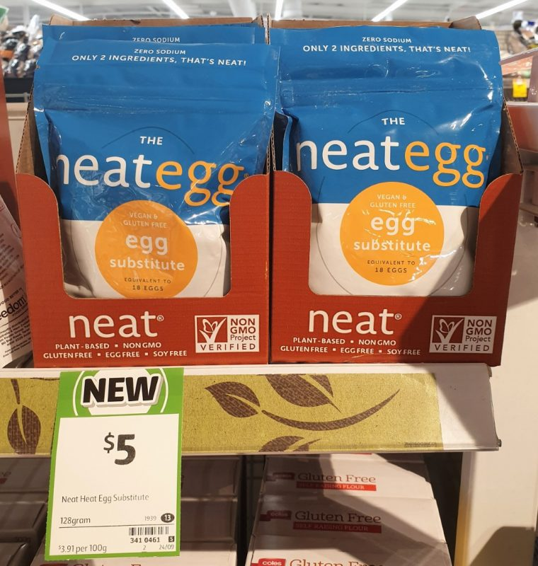 Neat 128g Neat Egg Substitute