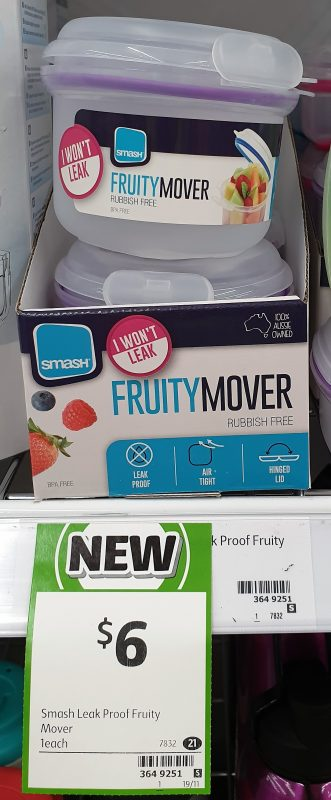 Smash 1 Pack Fruity Mover