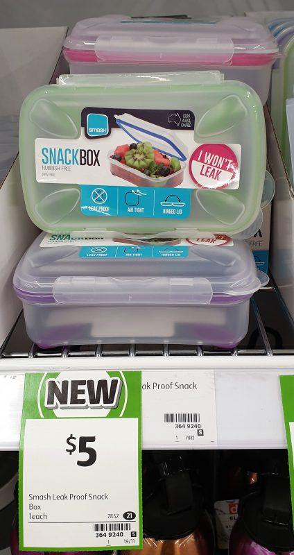 Smash 1 Pack Snack Box