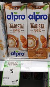 Alpro 1L Almond Barista