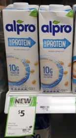 Alpro 1L Soya Plant Protein
