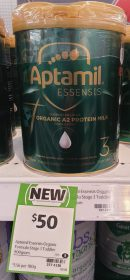 Aptamil Essensis 900g Nutritional Supplement Toddler 3