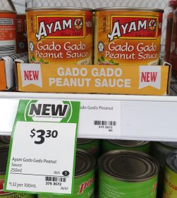 Ayam 250mL Sauce Peanut Gado Gado