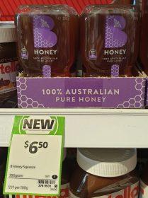 B Honey 300g Honey
