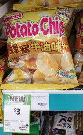 Calbee 55g Potato Chips Sweet