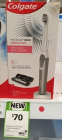 Colgate 1 Pack Toothbrush ProClinical 500R Sensitive
