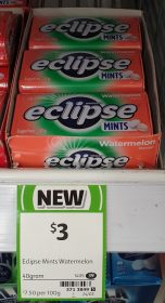 Eclipse 40g Mints Watermelon Flavour