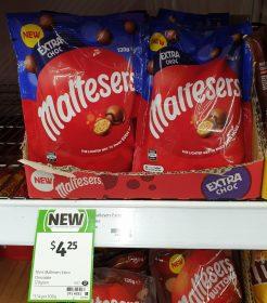 Mars 120g Maltesers Extra Choc