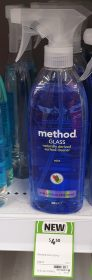 Method 490mL Glass